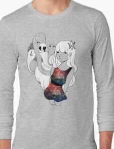 Galaxy Gum  Long Sleeve T-Shirt