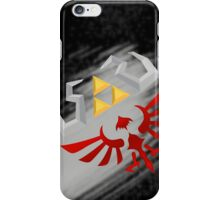 Zelda - Hylian Shield Alternate iPhone Case/Skin
