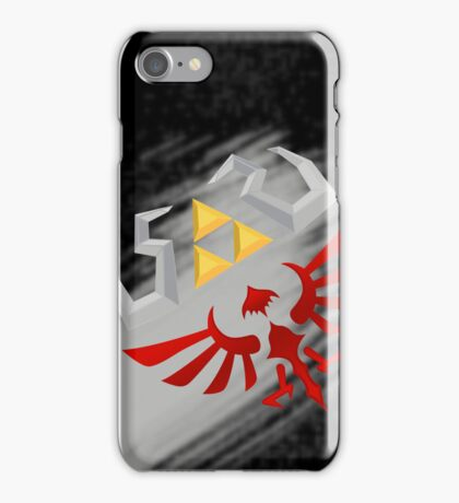 Zelda - Hylian Shield Alternate iPhone Case/Skin