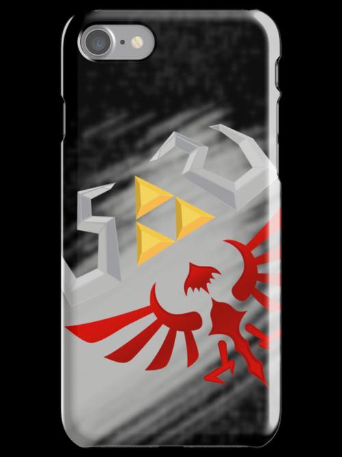 Zelda - Hylian Shield Alternate by Jaelachan