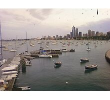Harbor (2) Photographic Print