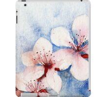 Prunus Blossom iPad Case/Skin