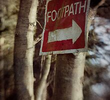 The Footpath by Nicola Smith