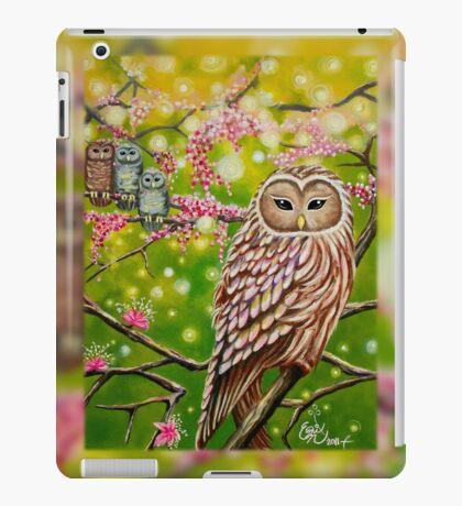 Owl Family: iPad 2/ iPad (Retina Display) case iPad Case/Skin