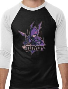 Dragoon - JUMP! Men's Baseball ¾ T-Shirt