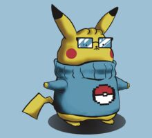 Fat Pikachu by theripper
