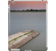 Sunset on the lakes of Mantua iPad Case/Skin