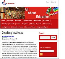 Best Coaching Institutes by jadiankrish1