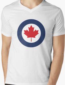 Toronto Maple Leafs Mens V-Neck T-Shirt
