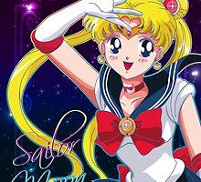 Sailor Moon by Rickykun