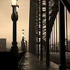 Vintage Tyne Bridge by Great North Views