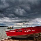Bribie Island Boat Hire by Steven  Lippis