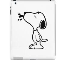 Snoopy! iPad Case/Skin