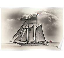 Flying Dutchman Poster