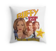 Btvs Once More With Feeling Throw Pillow
