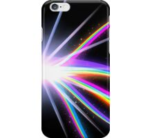 Under the rainbows iPhone Case/Skin