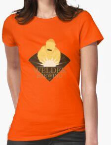 Welder Brewing Co Womens Fitted T-Shirt
