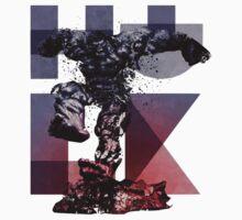 Frosty Antler - Hulk by FrostyAntler