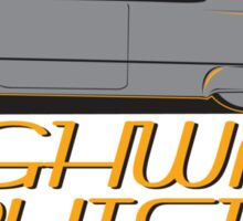 Highway Cruiser Sticker