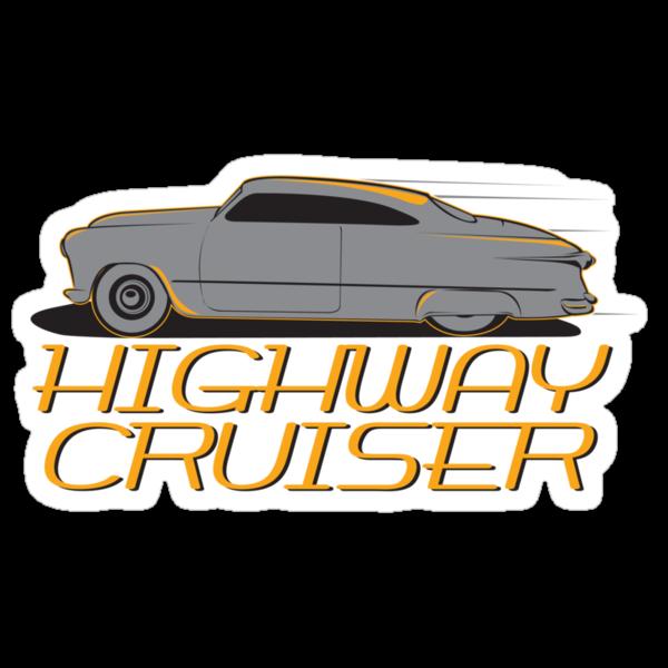 Highway Cruiser by bustednut