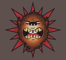 Wolfie the Wolfman by JoesGiantRobots