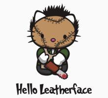 Leatherface Kat by HiKat