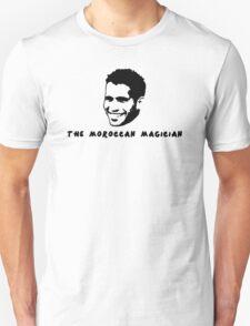 Zero - The Moroccan Magician Unisex T-Shirt
