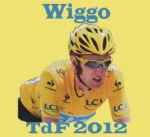 Bradley Wiggins - Tour de France 2012 Kids Clothes