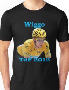 Bradley Wiggins - Tour de France 2012 Unisex T-Shirt