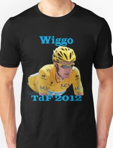 Bradley Wiggins - Tour de France 2012 T-Shirt