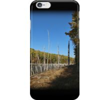 Autumn Merrill Hike iPhone Case/Skin