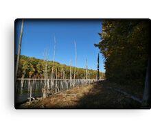 Autumn Merrill Hike Canvas Print