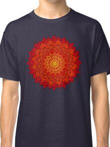 okshirahm rose mandala Classic T-Shirt