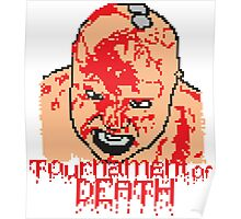 tournament of death  Poster