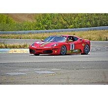 F430 Ferrari #11 Photographic Print