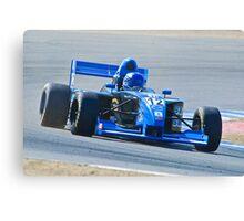 Indy Turn 2 Canvas Print
