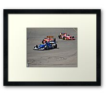 Wide in Turn #9 Framed Print