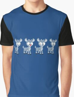 LOOK! It's Rudolph! Graphic T-Shirt