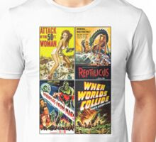 1950s Sci-Fi Poster Collection #2 Unisex T-Shirt