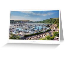 Kingswear, Devon Greeting Card