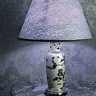 Lamplight by Rick Wollschleger