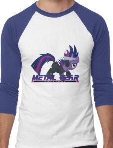 Metal Gear Twilight Men's Baseball ¾ T-Shirt