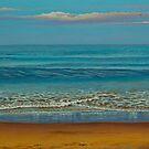 Blue ocean by Vrindavan Das