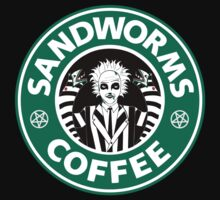 Sandworms Coffee by AngryMongo