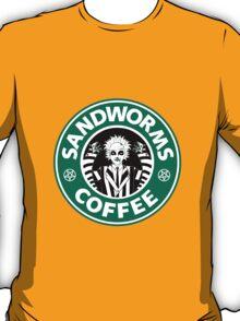 Sandworms Coffee T-Shirt