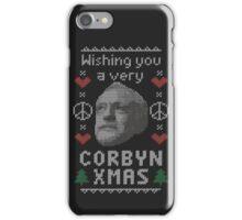 Wishing You A Very Corbyn Xmas iPhone Case/Skin