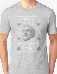 Wishing You A Very Corbyn Xmas Unisex T-Shirt