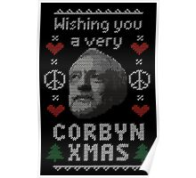 Wishing You A Very Corbyn Xmas Poster