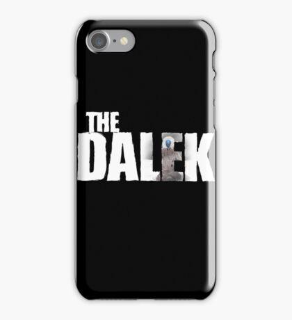 The Dalek iPhone Case/Skin