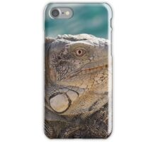 Iguana be like you iPhone Case/Skin